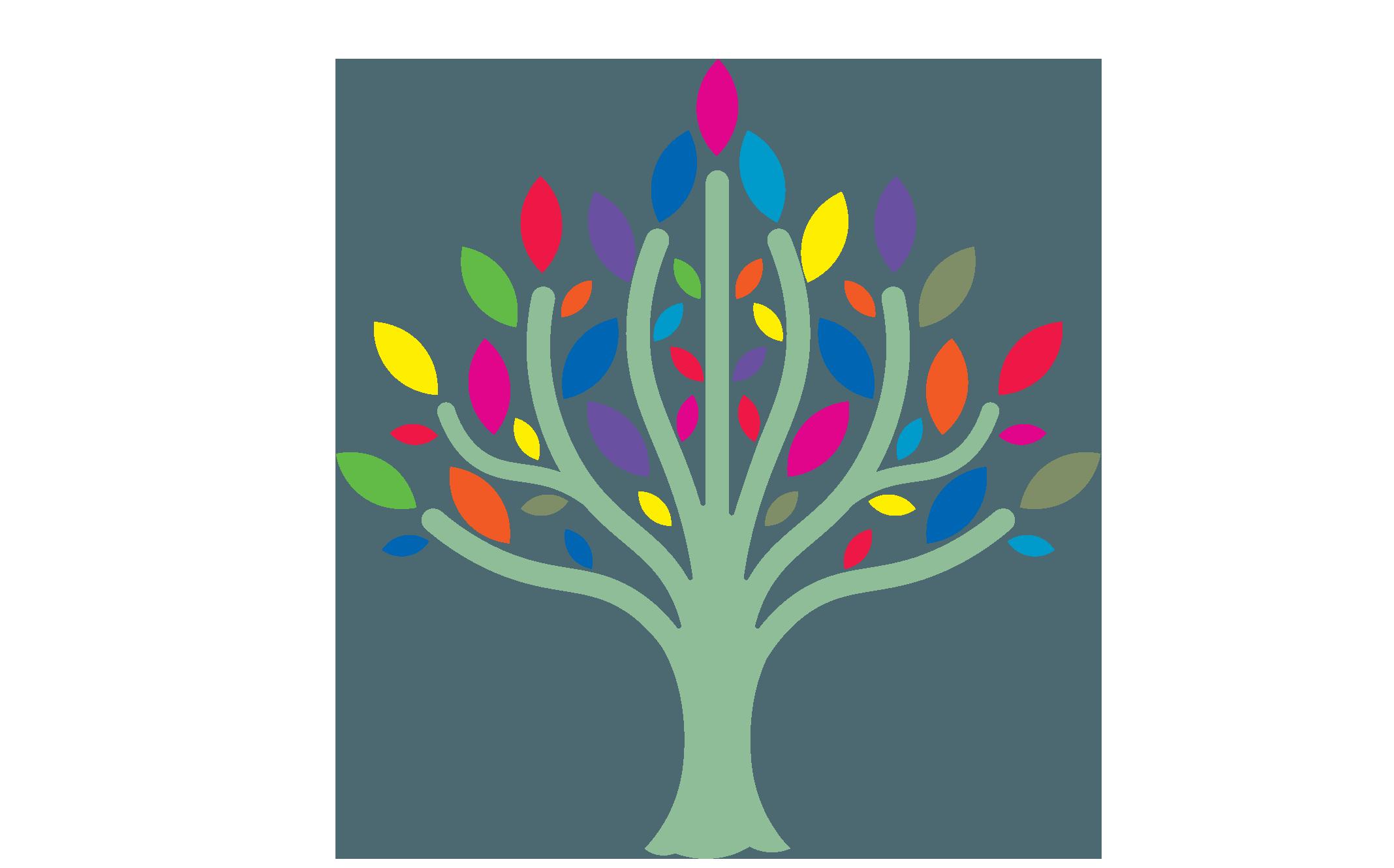 Jude Adcock Logo tree